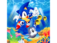 Sonic Screen Saver 21