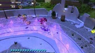 Sonic Unleashed Windmill Isle Act 1-3 Night DLC A-Rank