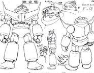 Sonic X Concept Art 142