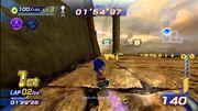 Sonic en forgotten tomb