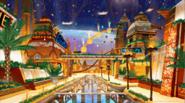 Tropical Resort koncept 1