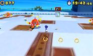 Frozen Factory Zone 3 3DS 7