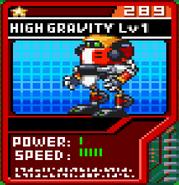 High Gravity Lv 1