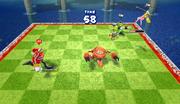 Mario Sonic London Gameplay 447