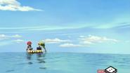 Rowing robots
