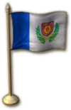 SU Spagonia Miniature Flag