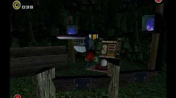 Sonic Adventure 2 Battle (GC) Aquatic Mine Mission 2 A Rank