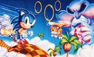 Sonic Chaos promo 1