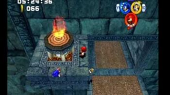 Sonic Heroes - Mystic Mansion - Super Hard