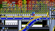 Sonic Mania - Chemical Plant Zone 2