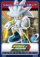 Sonic Riders Zero Gravity karta 6