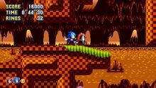Sonic and Mighty in Green Hill (Encore)