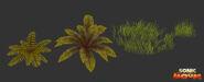 Boom plants concept