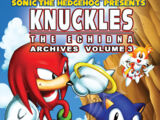 Archie Knuckles Archives Volume 3
