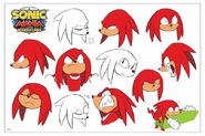 SMA - Knuckles Concept