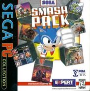 SegaSmashPack PC ExpertSoftware Manual