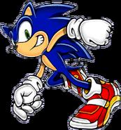 Sonic, Sonic A. battle 4