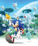 Sonic i wispy
