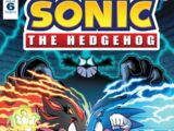 IDW Sonic the Hedgehog N° 006