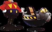 Eggman Drift 2 art