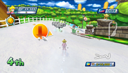 Mario Sonic Olympic Winter Games Gameplay 160