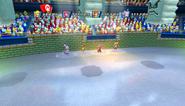 Mario Sonic Olympic Winter Games Gameplay 320