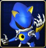 Metal Sonic Website Icon HD