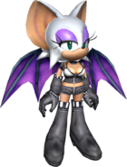 Rouge Costume artwork