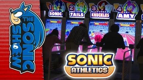 Sonic Athletics Full Gameplay