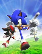 Sonic Rivals promo 1
