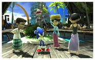 Sonic Unleashed - Residentes de Adabat