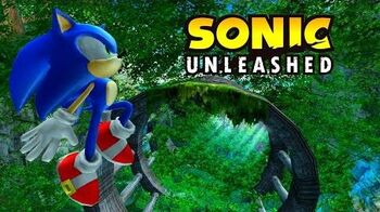 Sonic Unleashed Wii - Jungle Joyride Day Full HD 1080p