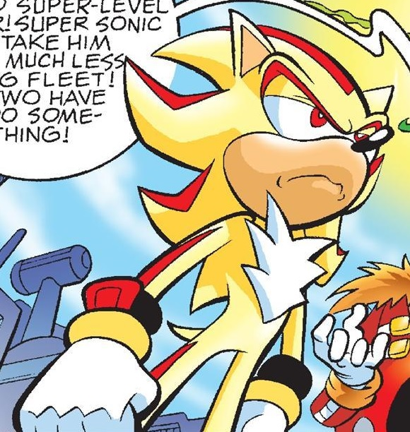 Cool Super Shadow The Hedgehog Pictures