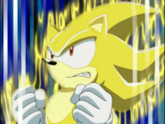 Super Sonic Power Up