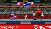 Mario Sonic Olympics Gameplay 25