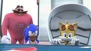 S1E11 Eggman Sonic Tails desk