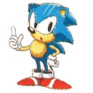 Sonic 91 art 28