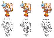 Sonic Battle Mood Koncept 9
