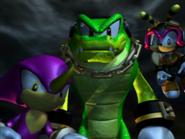 Sonic Heroes cutscene 141