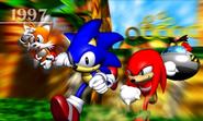 Sonic history 7