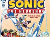 IDW Sonic the Hedgehog N° 019