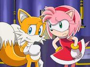 Tailamy Sonic X