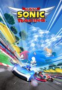 Team Sonic Racing Plus Deluxe Turbo Championship Edition one-shot Cover