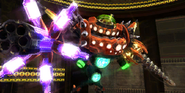 Eggmanland - Boss - Egg Dragoon