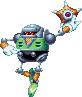 Heavy Shinobi sprite