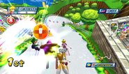 Mario Sonic Olympic Winter Games Gameplay 166