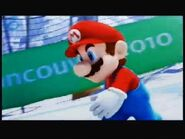 Mario in winter games2