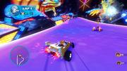 SRT Battle Race Screen
