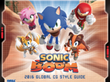 Sonic Boom 2016 Global CG Style Guide