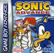Sonic Advance box